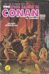 Cover for La Espada Salvaje de Conan el Bárbaro (Novedades, 1988 series) #14