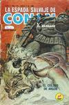 Cover for La Espada Salvaje de Conan el Bárbaro (Novedades, 1988 series) #15