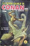 Cover for La Espada Salvaje de Conan el Bárbaro (Novedades, 1988 series) #16