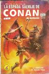 Cover for La Espada Salvaje de Conan (Novedades, 1988 series) #17