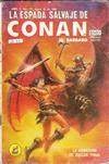 Cover for La Espada Salvaje de Conan el Bárbaro (Novedades, 1988 series) #17