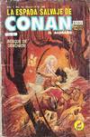 Cover for La Espada Salvaje de Conan (Novedades, 1988 series) #18