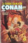 Cover for La Espada Salvaje de Conan el Bárbaro (Novedades, 1988 series) #18