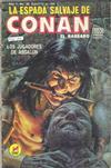 Cover for La Espada Salvaje de Conan el Bárbaro (Novedades, 1988 series) #20