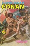 Cover for La Espada Salvaje de Conan el Bárbaro (Novedades, 1988 series) #21