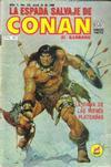 Cover for La Espada Salvaje de Conan el Bárbaro (Novedades, 1988 series) #23