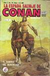 Cover for La Espada Salvaje de Conan el Bárbaro (Novedades, 1988 series) #24
