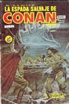 Cover for La Espada Salvaje de Conan el Bárbaro (Novedades, 1988 series) #25