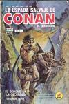 Cover for La Espada Salvaje de Conan el Bárbaro (Novedades, 1988 series) #26