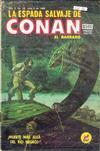 Cover for La Espada Salvaje de Conan el Bárbaro (Novedades, 1988 series) #28