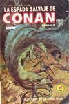 Cover for La Espada Salvaje de Conan el Bárbaro (Novedades, 1988 series) #30