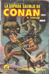Cover for La Espada Salvaje de Conan el Bárbaro (Novedades, 1988 series) #32