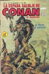 Cover for La Espada Salvaje de Conan el Bárbaro (Novedades, 1988 series) #33