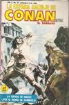 Cover for La Espada Salvaje de Conan el Bárbaro (Novedades, 1988 series) #37