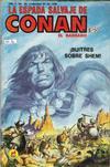 Cover for La Espada Salvaje de Conan el Bárbaro (Novedades, 1988 series) #38