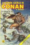 Cover for La Espada Salvaje de Conan el Bárbaro (Novedades, 1988 series) #42