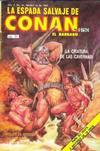 Cover for La Espada Salvaje de Conan el Bárbaro (Novedades, 1988 series) #44