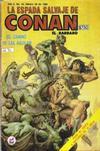 Cover for La Espada Salvaje de Conan el Bárbaro (Novedades, 1988 series) #45
