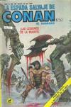 Cover for La Espada Salvaje de Conan el Bárbaro (Novedades, 1988 series) #46
