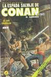 Cover for La Espada Salvaje de Conan el Bárbaro (Novedades, 1988 series) #47