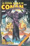 Cover for La Espada Salvaje de Conan el Bárbaro (Novedades, 1988 series) #48