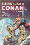 Cover for La Espada Salvaje de Conan el Bárbaro (Novedades, 1988 series) #49