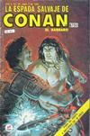 Cover for La Espada Salvaje de Conan el Bárbaro (Novedades, 1988 series) #50