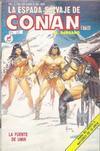 Cover for La Espada Salvaje de Conan (Novedades, 1988 series) #52