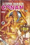 Cover for La Espada Salvaje de Conan (Novedades, 1988 series) #54