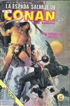 Cover for La Espada Salvaje de Conan (Novedades, 1988 series) #56