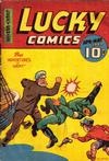 Cover for Lucky Comics (Maple Leaf Publishing, 1941 series) #v2#9
