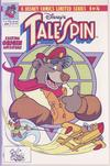 Cover for TaleSpin limited series (Disney, 1991 series) #1