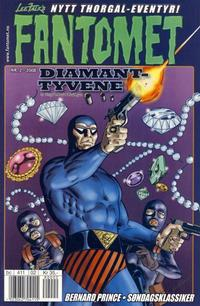 Cover Thumbnail for Fantomet (Hjemmet / Egmont, 1998 series) #2/2008