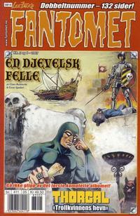Cover Thumbnail for Fantomet (Hjemmet / Egmont, 1998 series) #5-6/2007 [5-6/2008]