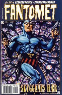 Cover Thumbnail for Fantomet (Hjemmet / Egmont, 1998 series) #8/2008