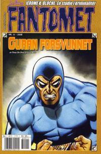 Cover Thumbnail for Fantomet (Hjemmet / Egmont, 1998 series) #11/2008
