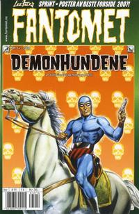 Cover Thumbnail for Fantomet (Hjemmet / Egmont, 1998 series) #14/2008