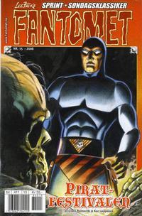 Cover Thumbnail for Fantomet (Hjemmet / Egmont, 1998 series) #15/2008