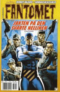 Cover Thumbnail for Fantomet (Hjemmet / Egmont, 1998 series) #16/2008