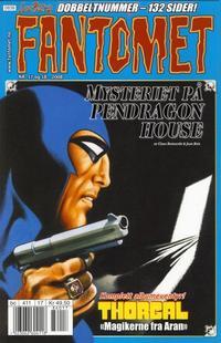 Cover Thumbnail for Fantomet (Hjemmet / Egmont, 1998 series) #17-18/2008