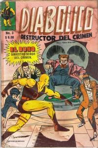 Cover Thumbnail for Diabolico (Novedades, 1981 series) #3