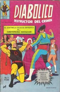 Cover Thumbnail for Diabolico (Novedades, 1981 series) #5