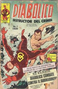 Cover Thumbnail for Diabolico (Novedades, 1981 series) #7