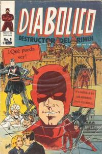 Cover Thumbnail for Diabolico (Novedades, 1981 series) #9