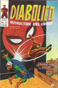 Cover Thumbnail for Diabolico (Novedades, 1981 series) #17
