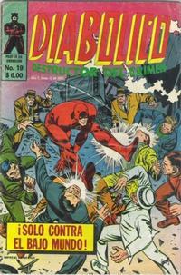 Cover Thumbnail for Diabolico (Novedades, 1981 series) #19