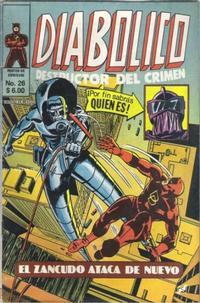 Cover Thumbnail for Diabolico (Novedades, 1981 series) #26
