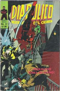 Cover Thumbnail for Diabolico (Novedades, 1981 series) #47