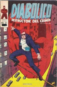Cover Thumbnail for Diabolico (Novedades, 1981 series) #51