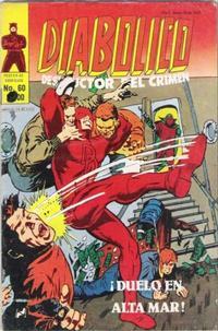 Cover Thumbnail for Diabolico (Novedades, 1981 series) #60